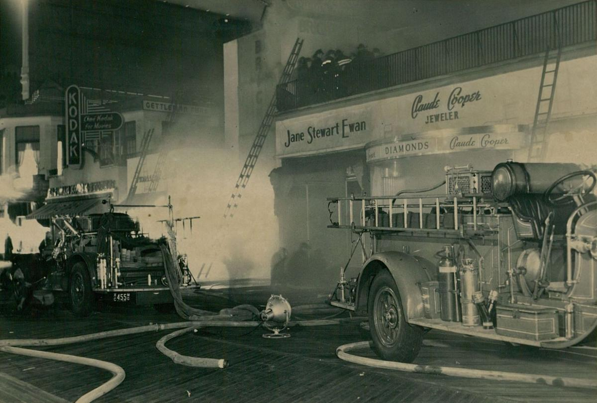 AC BOARDWALK FIRES