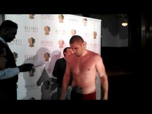 Magomed Abdusalamov vs. Victor Bisbal weigh-in