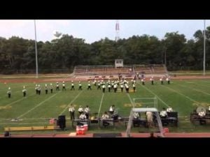 Southern Regional band performs before opener