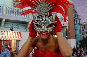 Miss America Parade: Miss Ohio Heather Wells - Vernon Ogrodnek