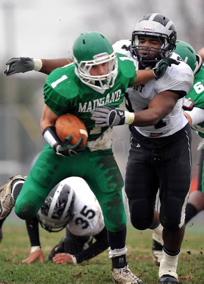 With Egg Harbor Township upset, Mainland finishes tough season with three straight wins