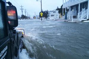 North wildwood flooding