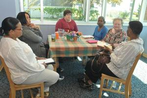New book club at Pleasantville library gets off to good start with five core members