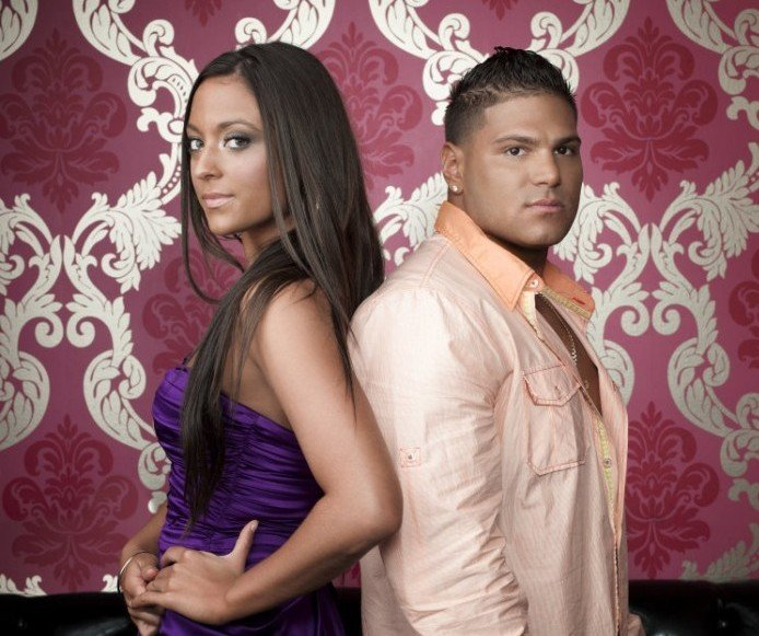 'Jersey Shore' Sammi and Ronnie