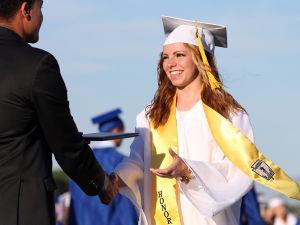 Hammonton High School Graduation: Hammonton High School graduation, Friday June 20, 2014, in Hammonton. - Michael Ein