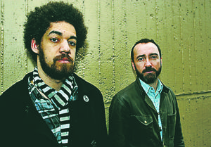 Brian Burton, James Mercer