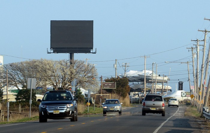 Causeway billboard