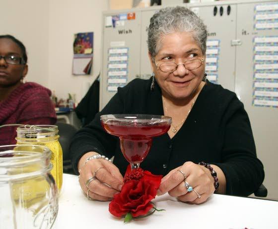 Valentine candle sales benefit ARC programs