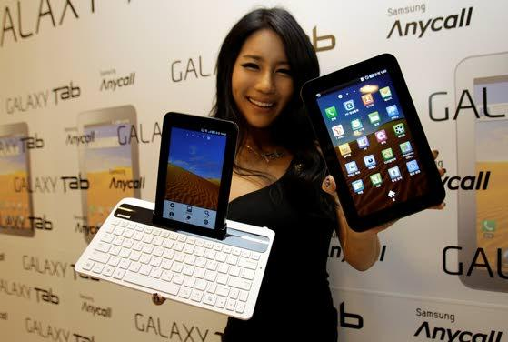 Tech Review: Samsung's Galaxy Tab a glorified smart phone, minus the phone