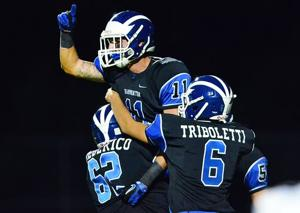 Hammonton picks up momentum