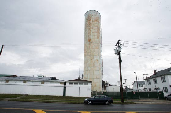 Landmark O.C. water tower to be gone in 1 day