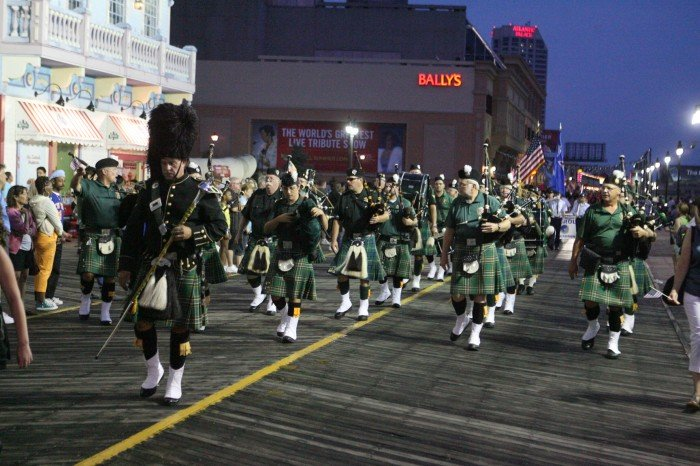 2012 Armed Forces Parade in Atlantic City