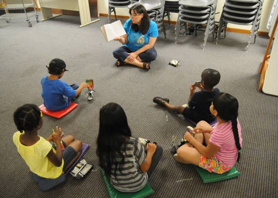 Mays Landing library has programs to help kids learn through summer
