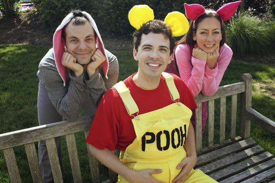 Spend some time with Winnie the Pooh or check out our suggestions of other things to enjoy At The Shore Today