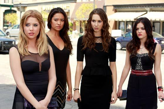 Scopin' the Soaps: On 'Pretty Little Liars,' Aria struggles with her breakup from Ezra