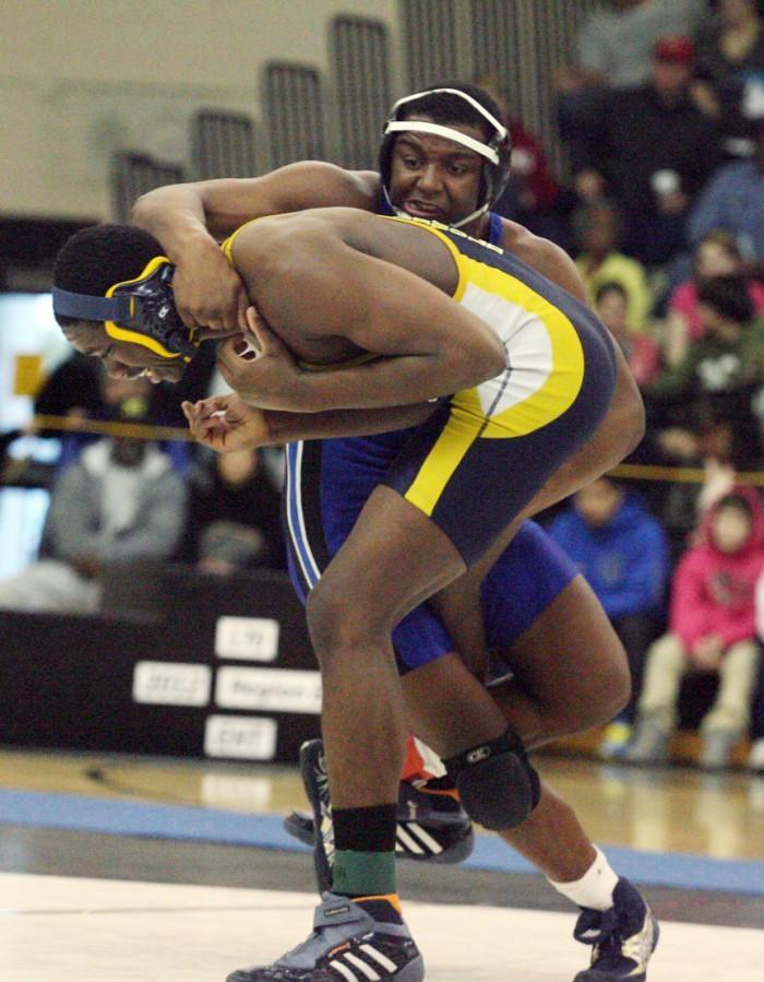 Region 8 wrestling finals