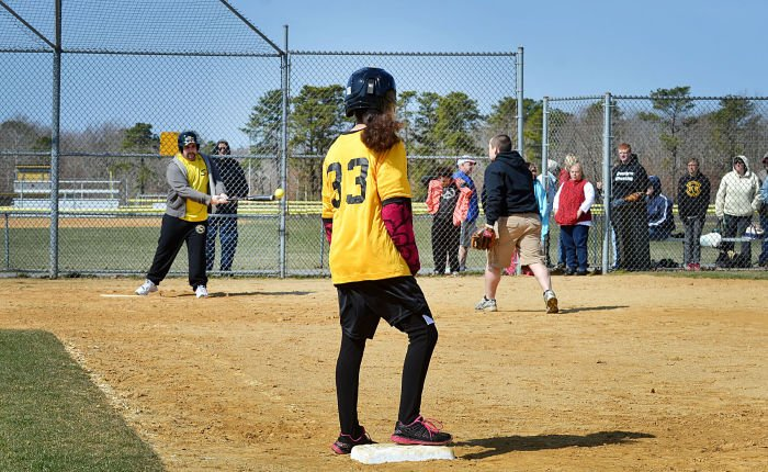 Challenger League softball