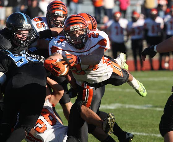 Barnegat's first playoff football win a thriller over Lower Cape May Regional