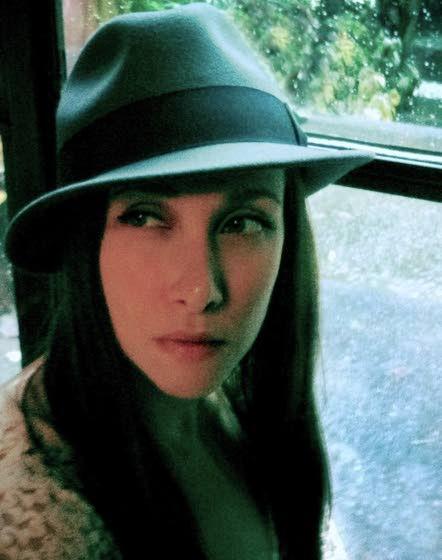 Singer/actress Lauren Fox