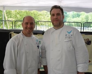 Tropicana Casino and Resort chef wins the Jersey Seafood Challenge