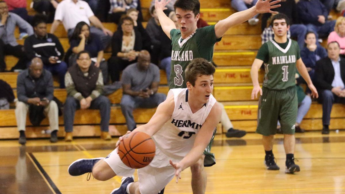 CAL semis: St. Augustine vs. Mainland Boys Basketball