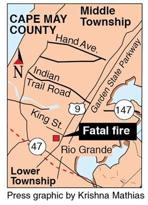 MIDDLE TOWNSHIP FATAL FIRE