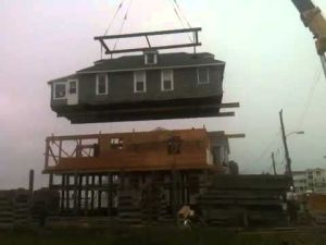 Sea Isle home salvaged after Hurricane Sandy