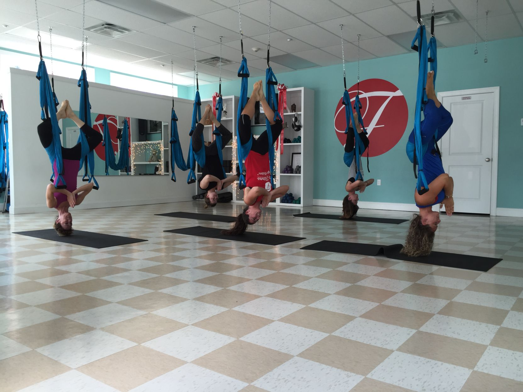 At The Shore reporters tried out the hottest new fitness trends on land, sky and sea Family