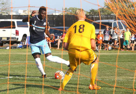 Nor'easters play their way into playoffs