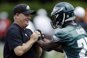 Eagles now get 7 weeks to prepare for real work