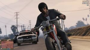 'Grand Theft Auto' triples the intensity