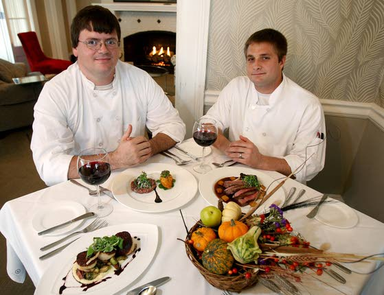 Turkey Day at the ShoreArea restaurants add own twists to Thanksgiving dinners
