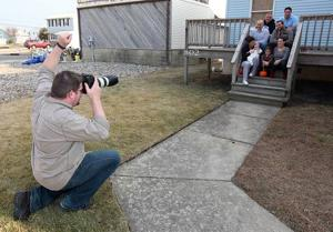 Northfield native to help victims of Hurricane Sandy with camera