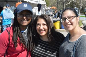 SEEN at ACUA's Earth Day Festival