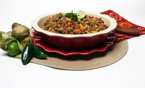 Celebrate Cinco de Mayo with Tomatillo Turkey Chili