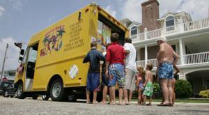 Ice Cream Vendors