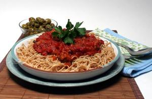 Spanish Spaghetti easy to make and out of the ordinary