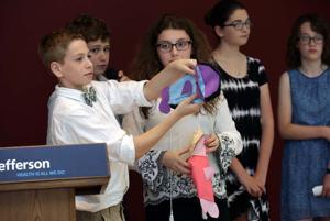 Northfield Students Design for Pediatric Patients