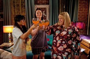 Change At The ChannelsTelevision Networks Unveil Fall Plans And New Approaches: Liza Lapira, Lauren Ash and Rebel Wilson star in 'Super Fun Night,' which has Wilson playing a lawyer whose life is facing some big changes. The show premieres in the fall.