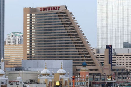 Showboat Exterior