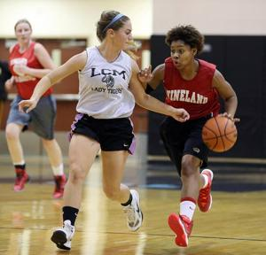 Division I recruit leads young Vineland girls team