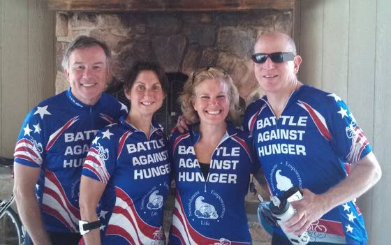 Giving Back Briefs: Bike rides aid JFS, golf tourney benefts The Arc