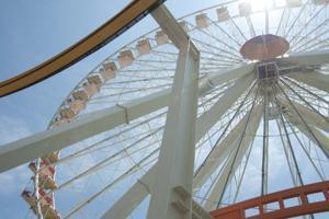 Ferris Wheel Fall folo