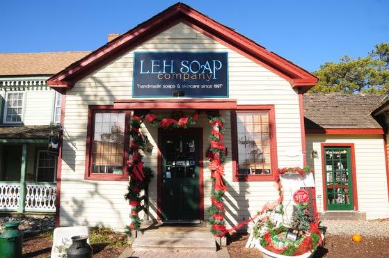 Making, selling soap is a natural for Little Egg Harbor Soap Shop