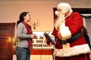 Cast performs 'Carl's Kris Kringle' free as Christmas gift to Cape May