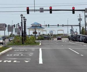 Sea Isle reopens Boulevard