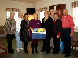 Giving Back briefs: Cape Regional Auxilliary donates toys, twins from Brigantine honored and news of the volunteer community