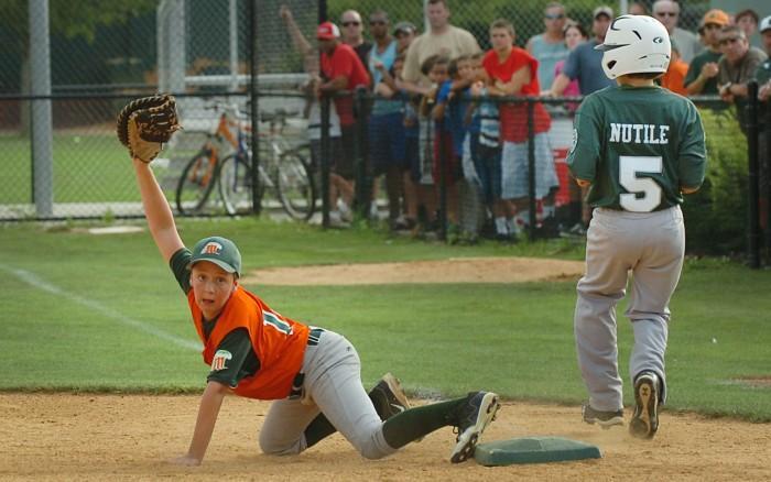 district 16 little league final