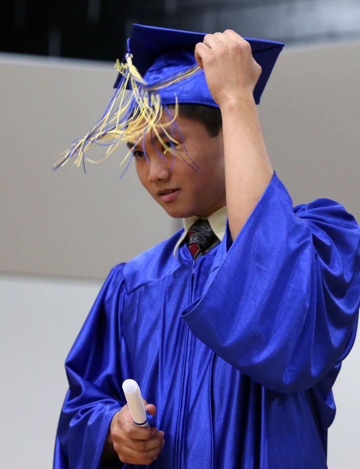 Atlantic Special Services graduation