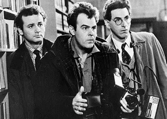 'Ghostbusters 3': A sequel held up by Bill Murray?